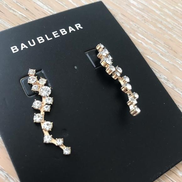 BaubleBar Jewelry - Crawler earrings